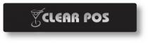 .010 Clear Gloss Custom Lexan Nameplate (4 sq/in) Spot Colour Imprint