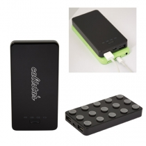 Ul Certified 3000 Mah Suction Cup Power Bank