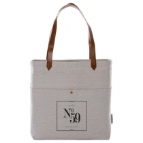 Field & Co. 16 oz. Cotton Canvas Book Tote