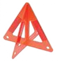 Triangle Warning Reflectors