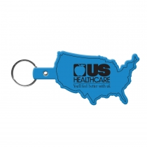 United States Flexible Key Tag