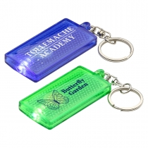 Primary Touch Reflector Keychain