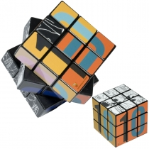 Express Rubik's® 9-Panel Full Custom Cube