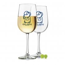The Elegant Tall Wine Glass