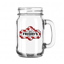 The Vessel Drinking Jar