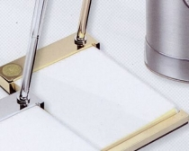 Notepad Desk Set
