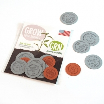 American Seed Paper Coin Pack