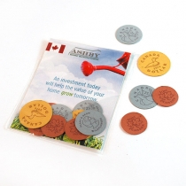 Canadian Seed Paper Coin Pack