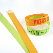 Seed Paper Wristband Long, 1-Sided