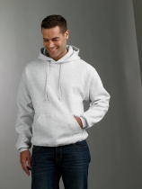 JERZEES® Adult 9.5 Oz. Super Sweats NuBlend® Fleece Pullover Hoodie