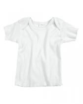 Rabbit Skins Infant Baby Rib T-Shirt