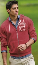 Men's MV® Sport Retro Zip Hooded Sweatshirt
