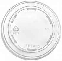 5 Oz. Lid for Paper Food Containers