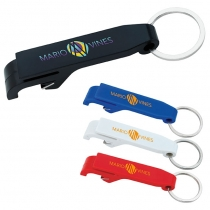 GoodValue® Plastic Bottle Opener Keychain