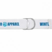 Belt w/ Metal Loop Closure