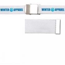 Belt w/ Metal Buckle