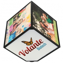 GoodValue® Rotating Photo Cube
