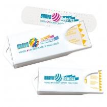 GoodValue® Original Dispenser w/ Custom White Bandages
