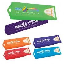 GoodValue® Original Colored Dispenser w/ Custom White Bandages