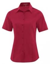 Coal Harbour® Ladies Short Sleeve Everyday Woven Shirt