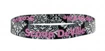 """3/4"""" Dye Sublimated Stretchy Elastic Headband"""